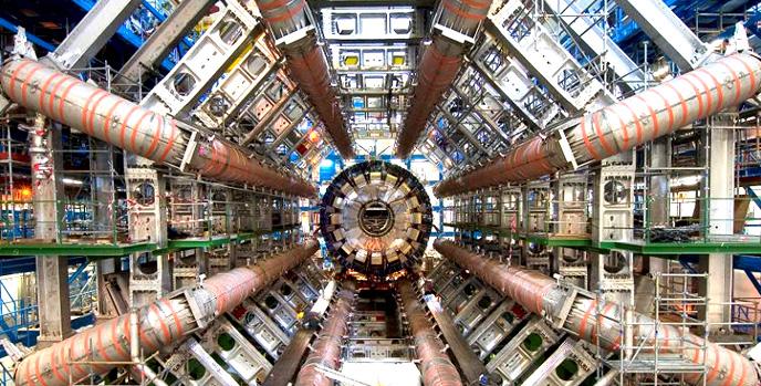 L'acceleratore di particelle del Conseil Européen pour la Recherche Nucléaire (CERN) a Ginevra