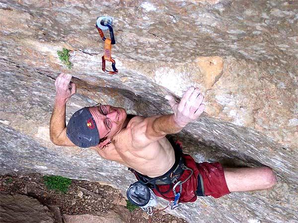 Iker Pou su Alpinismo deportivo, 8c, Cuenca, salita flah