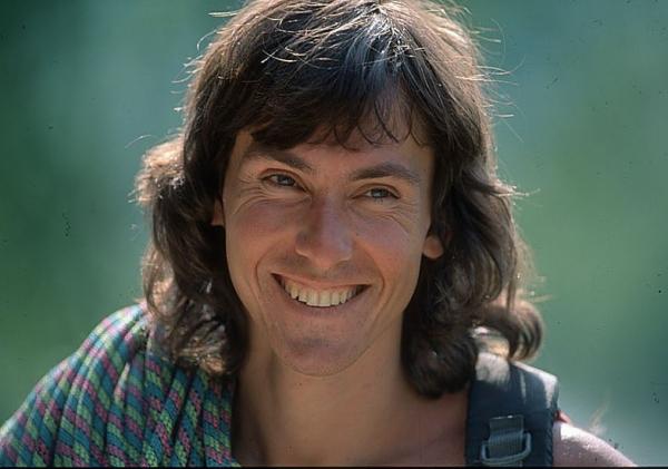 Wolfgang Güllich e il suo sorriso