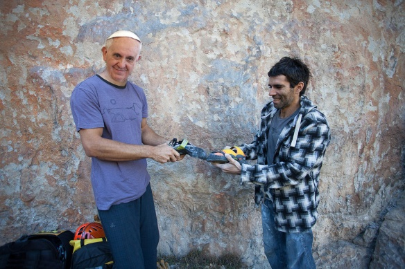 Prova scarpette, con Dani Andrada